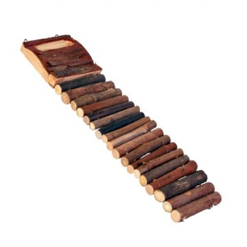 Pet Ting Wooden Ladder 18 Steps